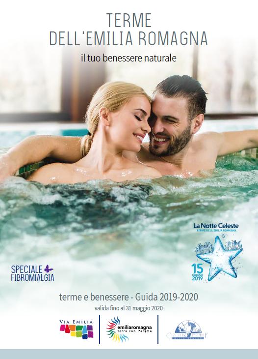 Le Terme Dell Emilia Romagna Presentano La Nuova Guida Terme E Benessere 2019 2020 Il Tuo Benessere Naturale A Portata Di Mano Italiavola